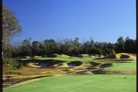 Barefoot resort - dye course 16